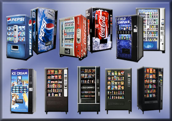 Vending Machine Selection
