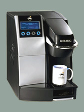 Image of Keurig B3000 Ideal for offices with more than 20 employees